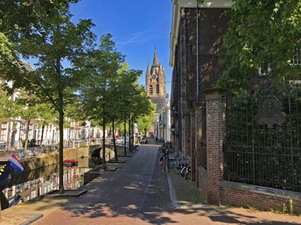 Schattenjacht Delft