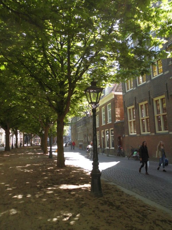 Spionmissie Leiden