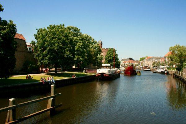 Moordroute Zwolle