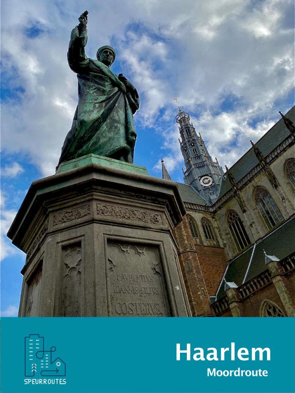 Moordroute Haarlem